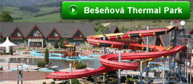 Bešeňova thermal park